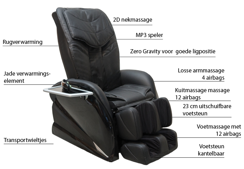 Massagestoel SL-A27