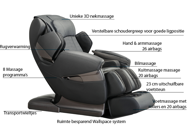 Massagestoel SL-A85