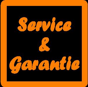 Massagestoel service en garantie